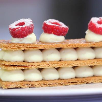 Video vignette Mademoiselle desserts